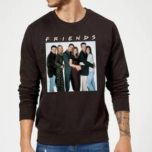 Friends Group Shot Sweatshirt - Black
