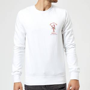 Friends You Are My Lobster Sweatshirt - White
