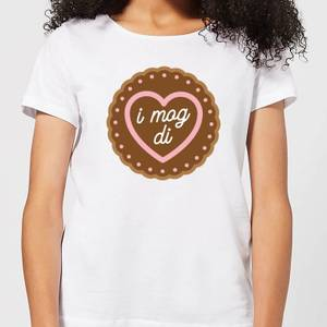 I Mog Di Women's T-Shirt - White