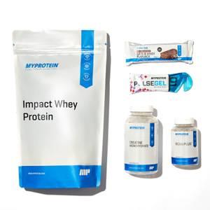 Myprotein App Gainer Bundle