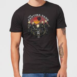 Star Wars Cantina Band Men's T-Shirt - Black