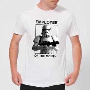 Star Wars Classic Employee Of The Month Herren T-Shirt - Weiß