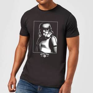 Star Wars Imperial Troops Men's T-Shirt - Black