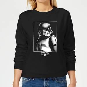 Star Wars Imperial Troops Women's Sweatshirt - Black