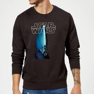 Star Wars Lightsaber Sweatshirt - Black