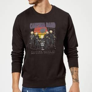 Star Wars Cantina Band At Spaceport Sweatshirt - Black