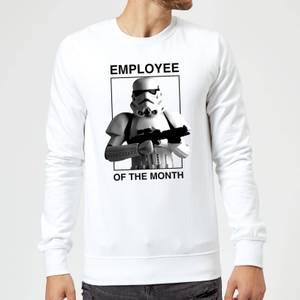 Felpa Star Wars Employee Of The Month- Bianco