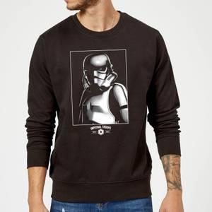 Star Wars Imperial Troops Sweatshirt - Black