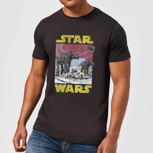 T-Shirt Homme ATAT Star Wars - Noir