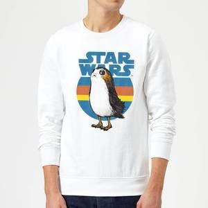 Felpa Star Wars Porg- Bianco