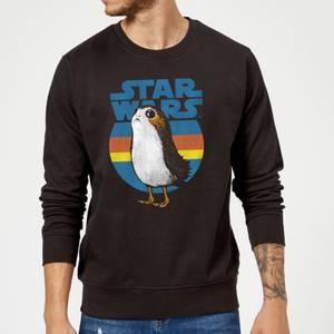 Star Wars Porg Sweatshirt - Black