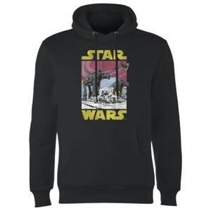 Sweat à Capuche Homme ATAT Star Wars - Noir