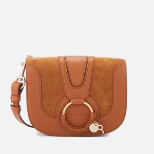 See by Chloé Women's Hana Cross Body Bag - Caramello