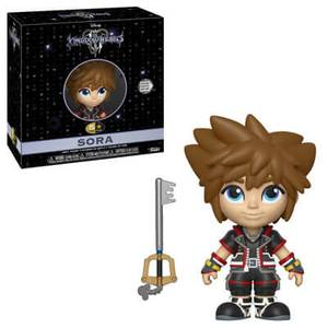 Funko 5 Star Vinyl Figure: Kingdom Hearts - Sora