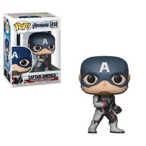 Marvel Avengers: Endgame Captain America Funko Pop! Vinyl