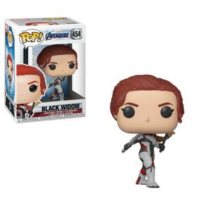 Marvel Avengers: Endgame - Black Widow Figura Pop! Vinyl