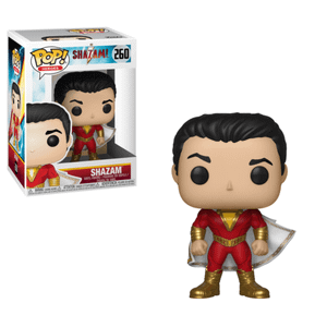Figurine Pop! Shazam - Dc Comics