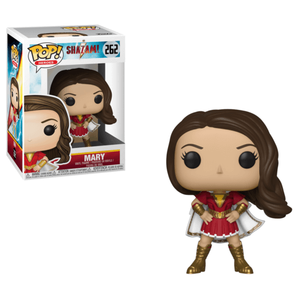 Figurine Pop! DC Comics Shazam Mary