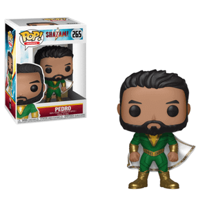 Figurine Pop! DC Comics Shazam Pedro