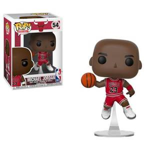 NBA Chicago Bulls - Michael Jordan Pop! Vinyl Figur
