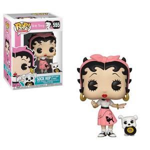 Betty Boop Sock Hop Funko Pop! Vinyl