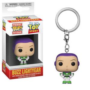 Toy Story Buzz Pop! Keychain