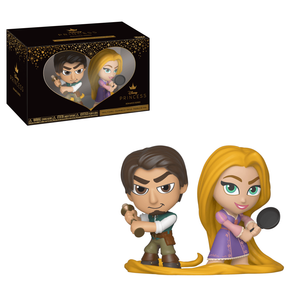 Disney Prinzessin - Rapunzel und Flynn 2-Pack Mystery Mini Figuren