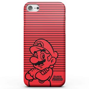 Coque Smartphone Mario Rétro - Super Mario Nintendo pour iPhone et Android