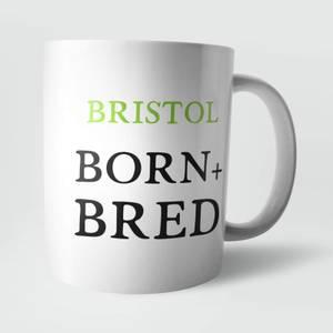 Bristol Born and Bred Mug