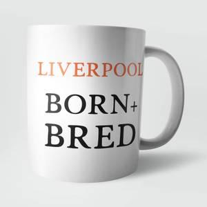 Liverpool Born and Bred Mug
