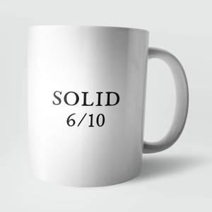 Solid 6/10 Mug
