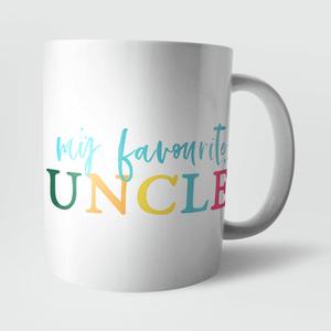 My Favourite Uncle Mug