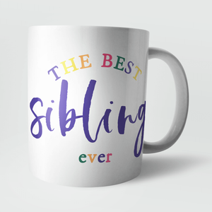 The Best Sibling Ever Mug