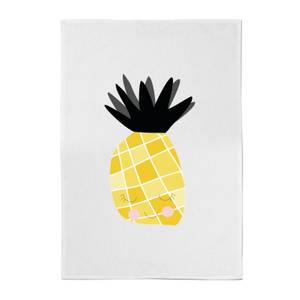 Pineapple Cotton Tea Towel