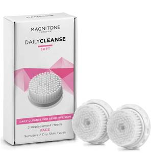 Magnitone London Replacement Brush Head - Daily Cleanse (Sensitive)