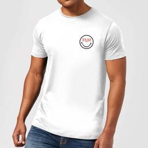 Smiley World Selfie Pocket Smiley Men's T-Shirt - White