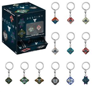 Destiny Blind Bag Keychain