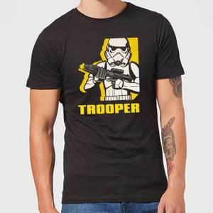 T-Shirt Homme Trooper Star Wars Rebels - Noir