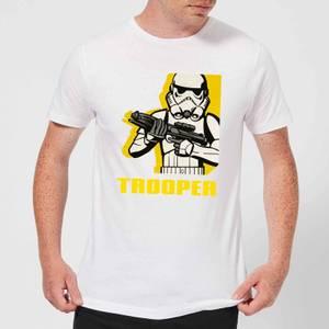 T-Shirt Homme Trooper Star Wars Rebels - Blanc