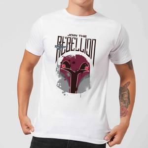 Star Wars Rebels Rebellion Men's T-Shirt - White