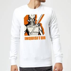 Star Wars Rebels Inquisitor Sweatshirt - White