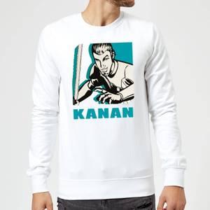 Star Wars Rebels Kanan Sweatshirt - White