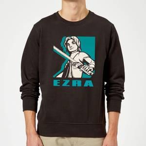 Star Wars Rebels Ezra Sweatshirt - Black