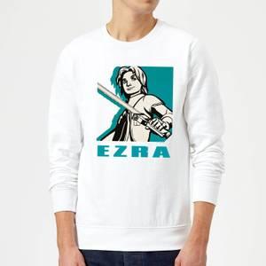 Star Wars Rebels Ezra Sweatshirt - White