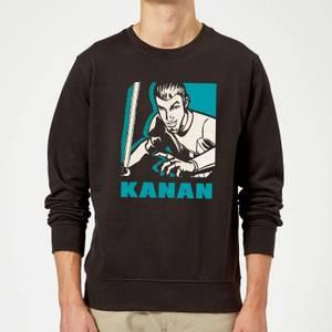 Star Wars Rebels Kanan Sweatshirt - Black