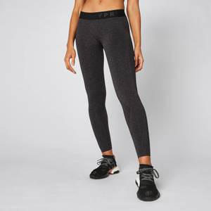 MP Women's Inspire Seamless Leggings - Black/Slate