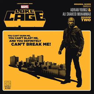 Mondo Marvel's Luke Cage - Season Two - Original Soundtrack 2xLP