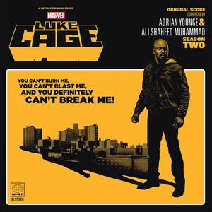 Marvel's Luke Cage - Staffel 2 - Original Soundtrack 2xLP