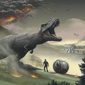 Mondo - Jurassic World: Fallen Kingdom (Original Motion Picture Soundtrack) 2xLP