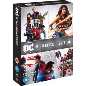 DC 5 Film Collection